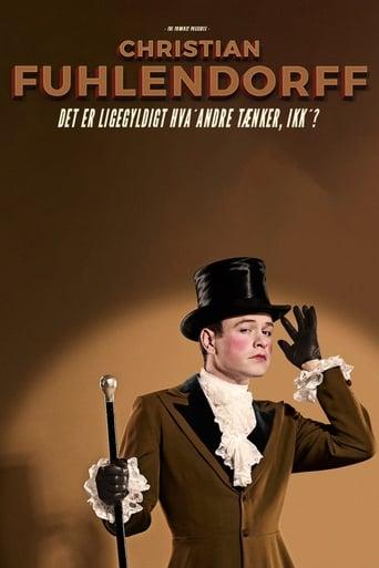 Poster of Christian Fuhlendorff - Det er ligegyldigt hva' andre tænker, ikk'?
