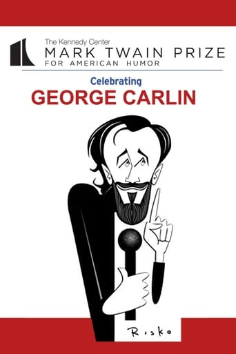 George Carlin : The Kennedy Center Mark Twain Prize