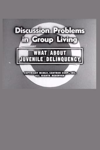 What About Juvenile Delinquency? Movie Poster