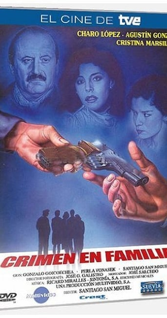 Poster of Crimen en familia