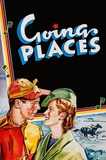 Going Places Movie Poster