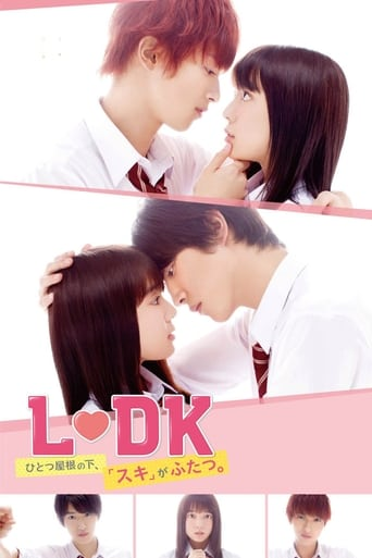 Poster of L-DK: Two Loves, Under One Roof