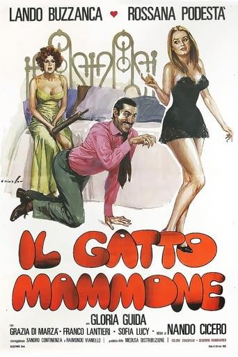 Poster of Il gatto mammone
