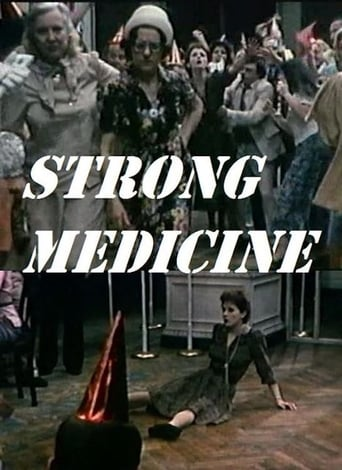 Poster of Strong Medicine