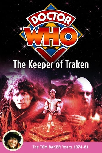 Poster of Doctor Who: The Keeper of Traken