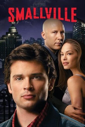 Smallville As Aventuras do Superboy 6ª Temporada - Poster