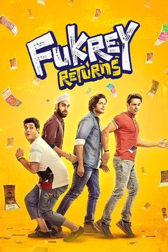 Fukrey Returns 2017