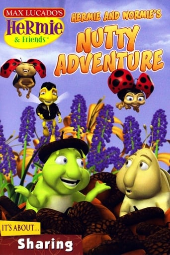 Poster of Hermie & Friends: Hermie and Wormie's Nutty Adventure