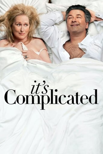 Poster of It's Complicated