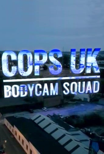 Cops UK: Bodycam Squad poster