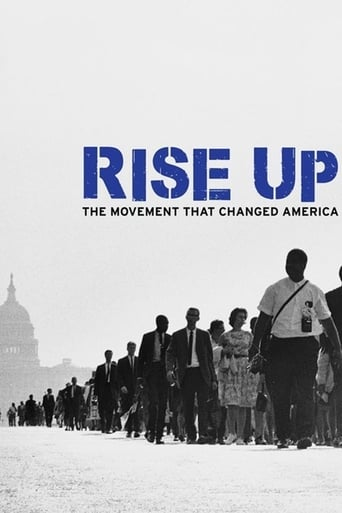 Poster of Rise Up: The Movement that Changed America