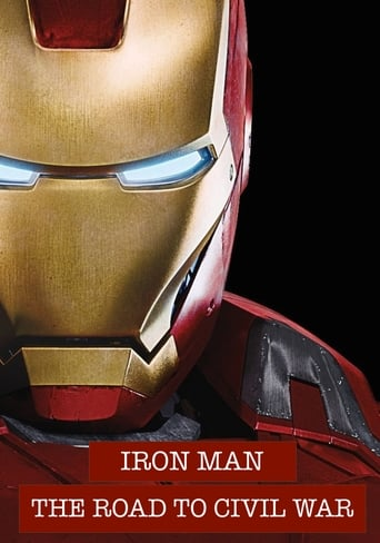 Poster of Iron Man: The Road to Civil War