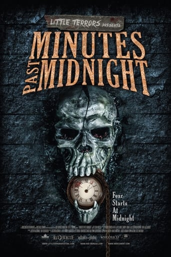Poster of Minutes Past Midnight