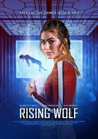 Rising Wolf Poster