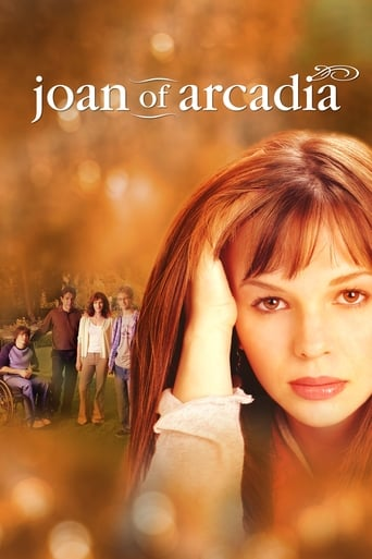 poster of Joan of Arcadia