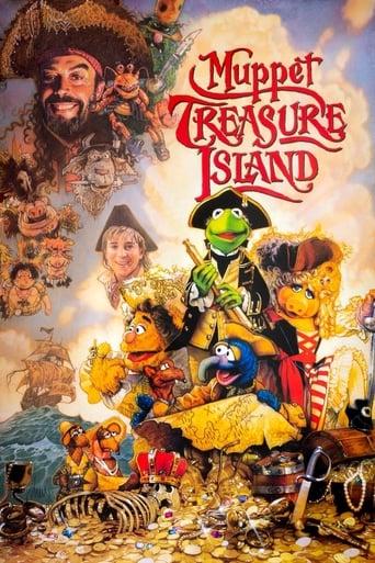 Poster Muppet Treasure Island