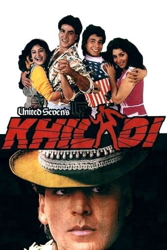 Poster of Khiladi