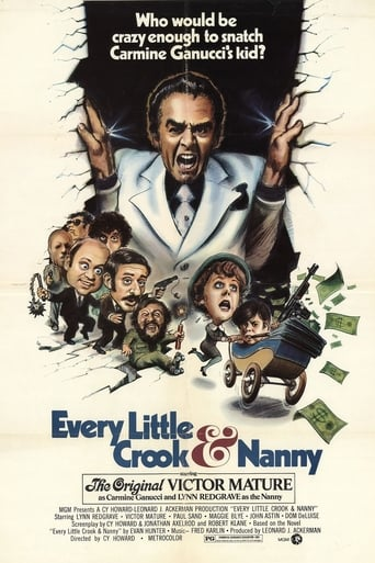 Poster of Every Little Crook and Nanny