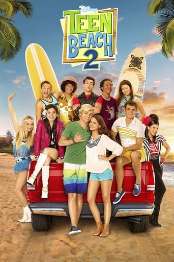 Poster of Teen Beach 2