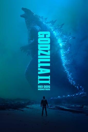 Godzilla II: Rei dos Monstros - Poster