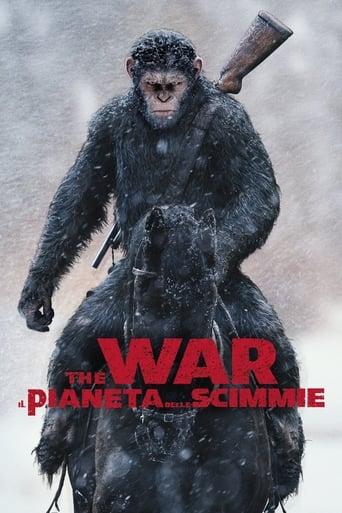 Poster of The War - Il pianeta delle scimmie