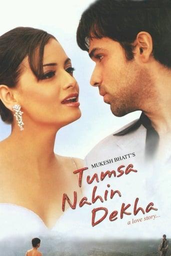 Poster of Tumsa Nahin Dekha: A Love Story
