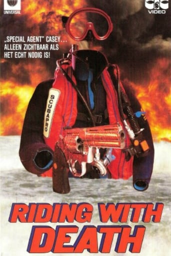 Poster of Riding with Death