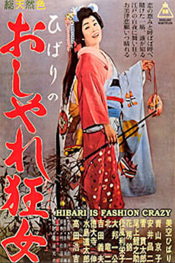 Poster of Hibari is Fashion Crazy
