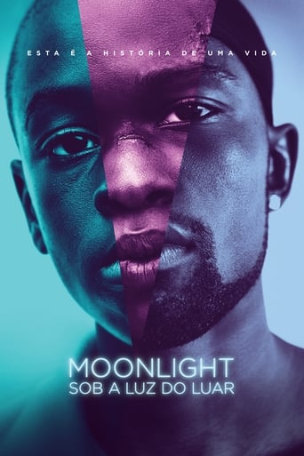 Moonlight: Sob a Luz do Luar - Poster