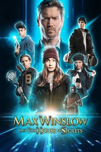 Max Winslow and The House of Secrets - Poster