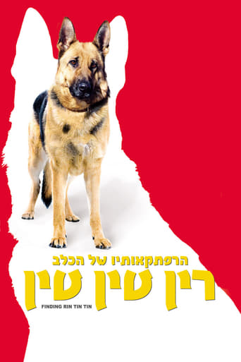 Poster of Finding Rin Tin Tin