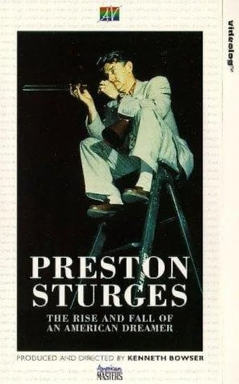 Poster of Preston Sturges: The Rise and Fall of an American Dreamer