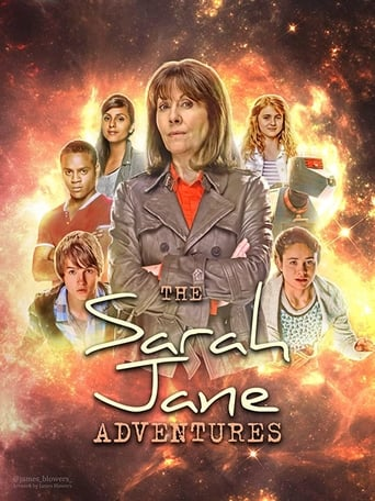 Poster of The Sarah Jane Adventures