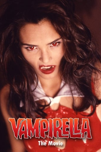 Poster of Vampirella