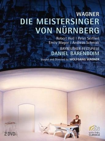 Poster of Die Meistersinger von Nürnberg