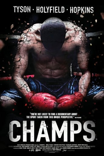 Poster of Champs