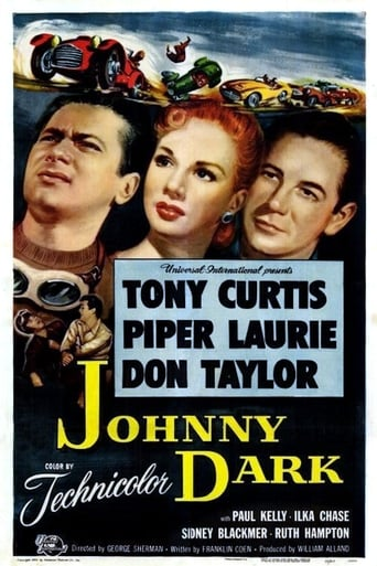 Poster of Johnny Dark