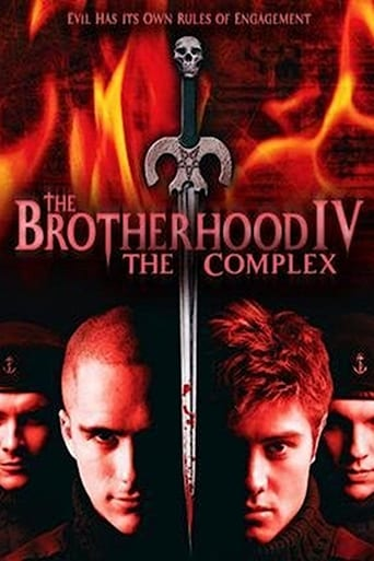 Poster of The Brotherhood IV: the Complex