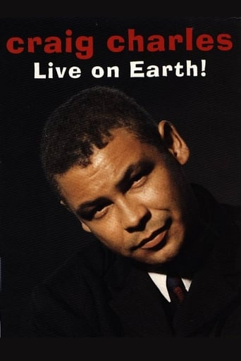 Poster of Craig Charles: Live on Earth!