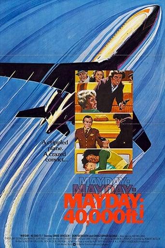 Poster of Mayday at 40,000 Feet!