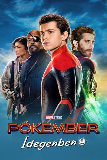Poster of Pókember: Idegenben