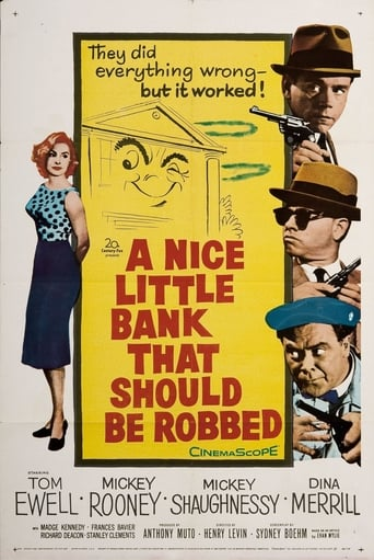 Poster of A Nice Little Bank That Should Be Robbed