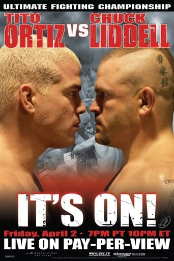 Poster of UFC 47: It's On!