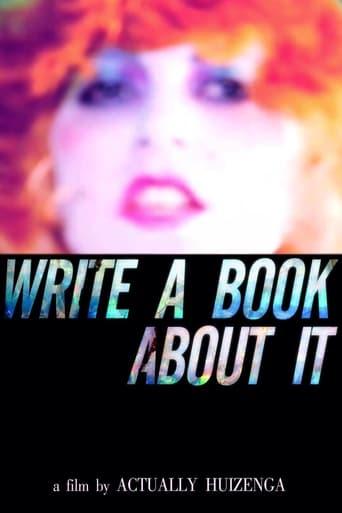 Write A Book About It