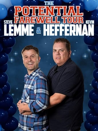 Poster of Steve Lemme & Kevin Heffernan: The Potential Farewell Tour