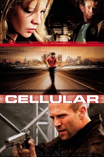 Cellular (2004) - poster