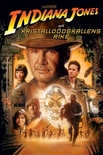 Poster of Indiana Jones och kristalldödskallens rike
