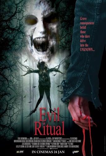 Poster of Evil Ritual