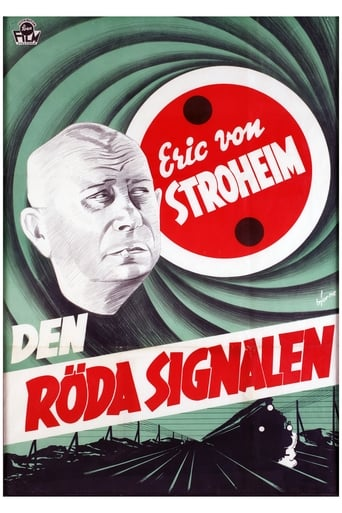 Poster of Le signal rouge