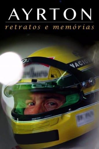 Poster of Ayrton: Retratos e Memórias